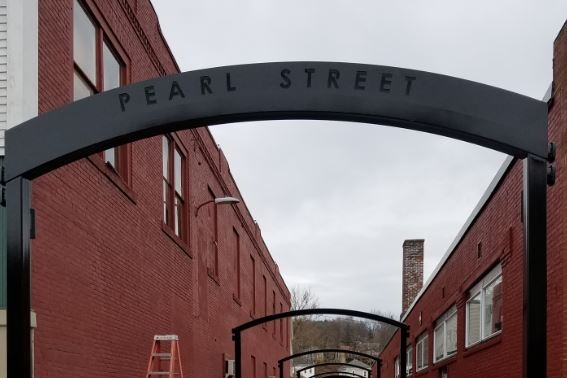 Pearl Street Ped-way
