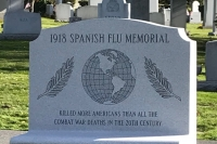 100th anniversary of the Spanish Flu