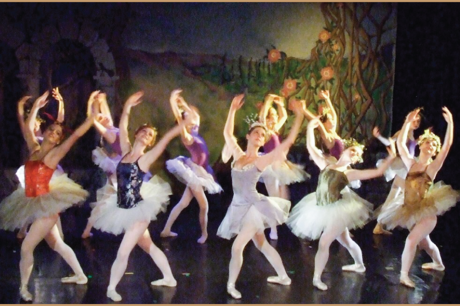 Moving Light Dance Company Presents: The Sleeping Beauty
