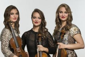 The Quebe Sisters- BOH Presents